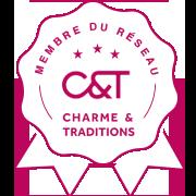 Logo charme tradition