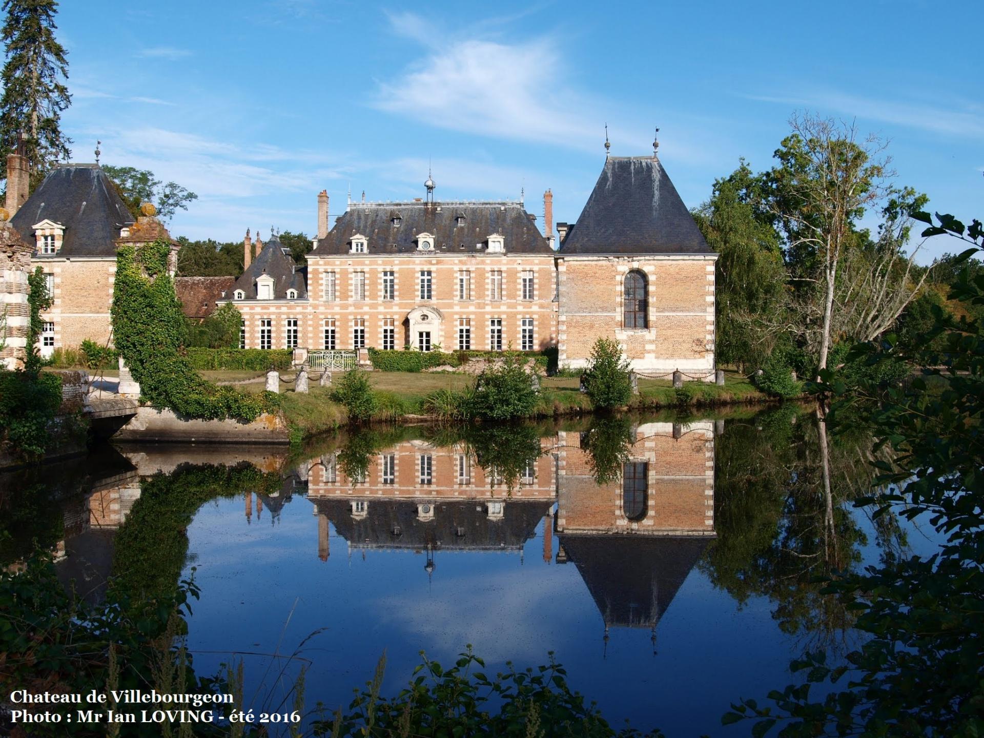 Chateau de Villebourgeon