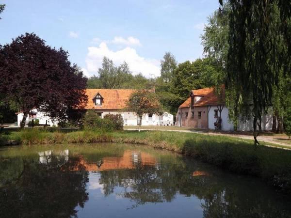 Vue d'ensemble maison d'hôtes en Sologne Les Gites de Bel Air